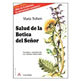 Cheap Health Through God`s Pharmacy (Spanish Edition) 88 pages by Maria Treben