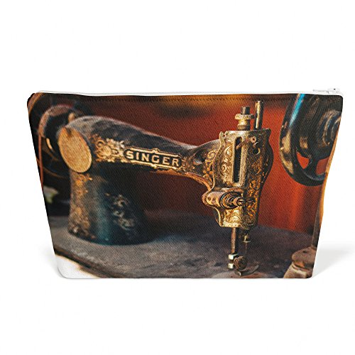Westlake Art - Sew Vintage - Pen Pencil Marker Accessory Case - Picture Photography Office School Pouch Holder Storage Organizer - 125x85 inch (75BCC) by Westlake Art