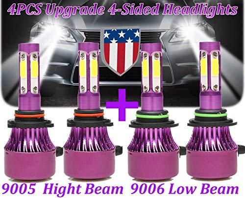 08 chevy suburban headlight - 8