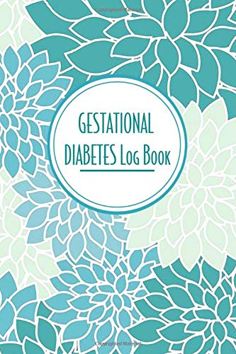 Gestational Diabetes Log Book Journal product image