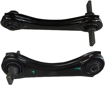 SCITOO 2pcs Suspension Kit 2 Rear Left Right Upper Control Arm fit for 1997-2000 Acura EL Integra Honda Civic del Sol CR-V K620048 K640286