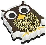 Ashley Productions Wise Owl Magnetic Whiteboard Eraser