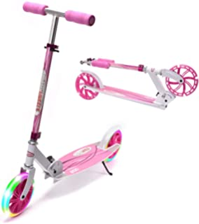 Amazon.com : Globber Elite 3 Wheel Folding Adjustable Height ...
