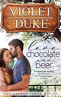Love, Chocolate, And Beer by Violet Duke ebook deal
