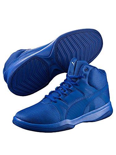 Puma , Herren Sneaker, blau - blau - Größe: 38½