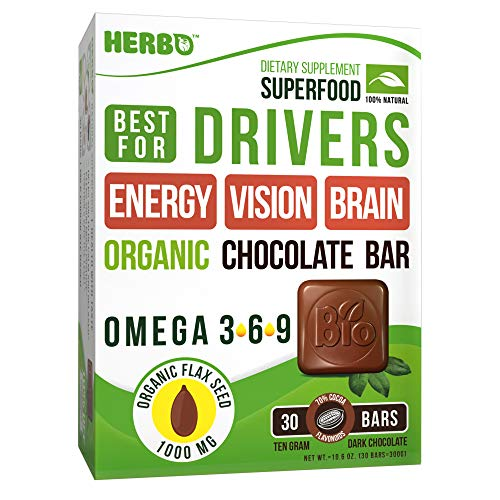 Night Vision – Brain Supplement – Natural Energy Boost – Brain Support – Pure Energy Supplement – Brain Booster – Extreme Energy Vitamins – with Omega and Green Tea – Brain Stimulator – Super Vision