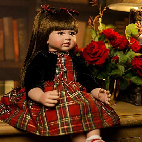 Amazon.es: ZIYIUI Reborn 24 Pulgadas Hermosa Reborn Baby ...