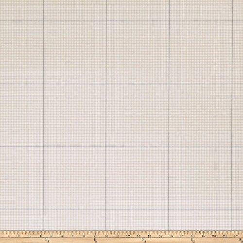 (Fabricut 50093w Parisa Wallpaper Flax 02 (Double Roll))