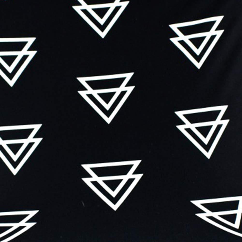 Trifycore Multi-usages Buggy Cover allaitement Soins si/ège carport de fum/ée Soins /écharpe chapeau du sein pour les m/ères allaitantes les soins et lalimentation les nourrissons Triangle /à motifs-1pc