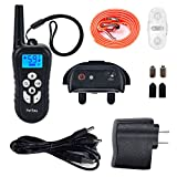 PetSpy Remote Dog Training Shock Collar for Dogs