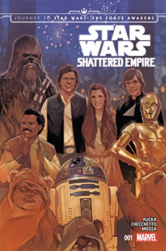 shattered empire 3 of 4 by greg rucka
