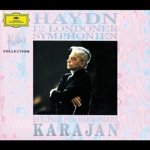 Haydn: 12 London Symphonies (Nos. 93- 104)