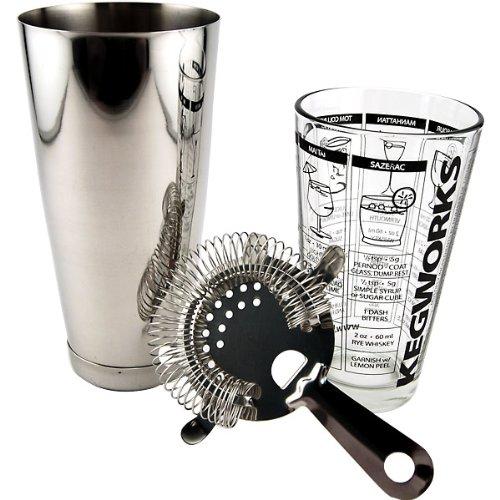 KegWorks Piece Bar Cocktail Shaker