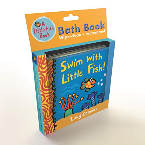 Swim with Little Fish!: Bath Book por Lucy Cousins