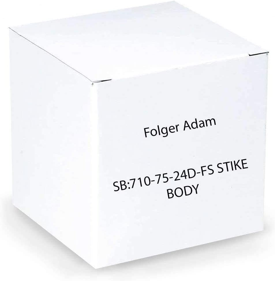 Folger Adam 710-75-24D Electric Strike Body Only (Fail Secure)
