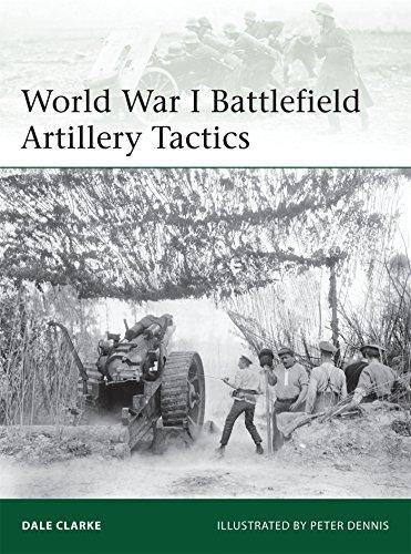 World War I Battlefield Artillery Tactics (Elite)