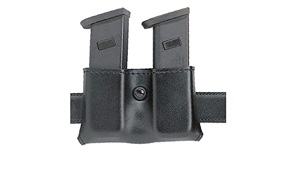 S/&W 3900 Series Walther P5 Safariland Double Magazine Holder P38