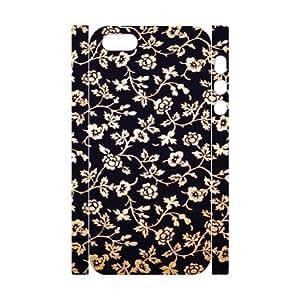 T-H-E-I5100601 3D Art Print Design Phone Back Case Customized Hard Shell Protection Iphone 5,5S