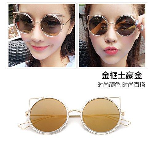 Lunettes de soleil / grand cadre / visage rond / lunettes de soleil / décoration / lunettes de soleil , 3