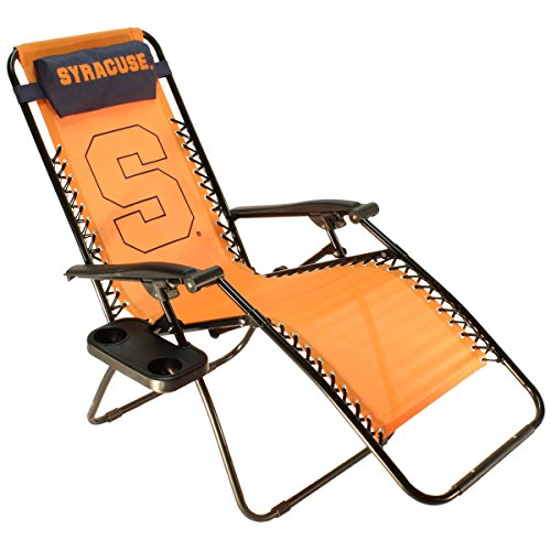College Covers Syracuse Orange Zero Gravity Chair by College Covers