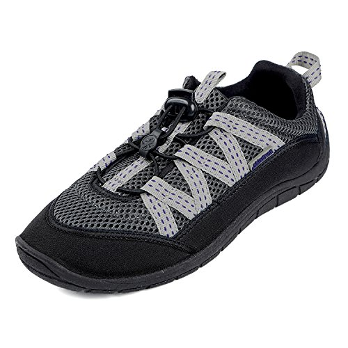 Northside Women's Brille II Water Shoe,Grey,7 M US (Brille Für Den Sport)