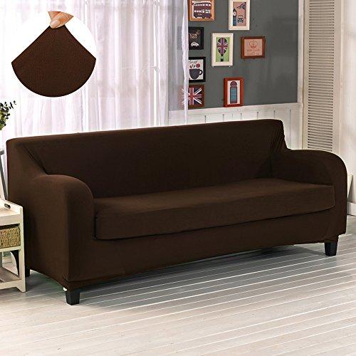 Chocolate 3 Piece Sofa - 8