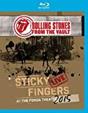 The Rolling Stones From the Vault: Sticky Fingers Live at the Fonda Theatre [Blu-ray]