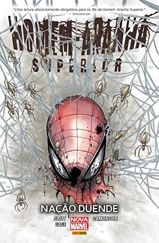 Homem-Aranha Superior. Nação Duende