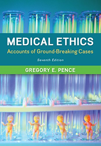 Medical Ethics: Accounts of Ground-Breaking Cases Pdf