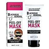 Facial Mask Before Or After Shower - All Natural Activated Carbon Black Mask Mud, Blackhead Remover Peel Off Mask: Deeply Cleans Pores, Removes Dirt & Oil, Improves Acne, Brightens Skin.