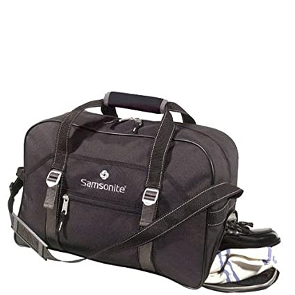 Samsonite To The Club Bolsa Deportiva, Negro, 20