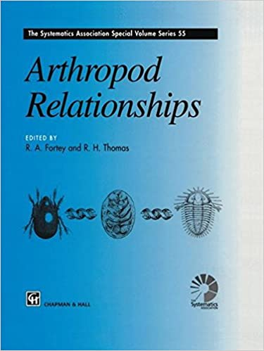 Arthropod Relationships (The Systematics Association Special Volume Series): Volume 55