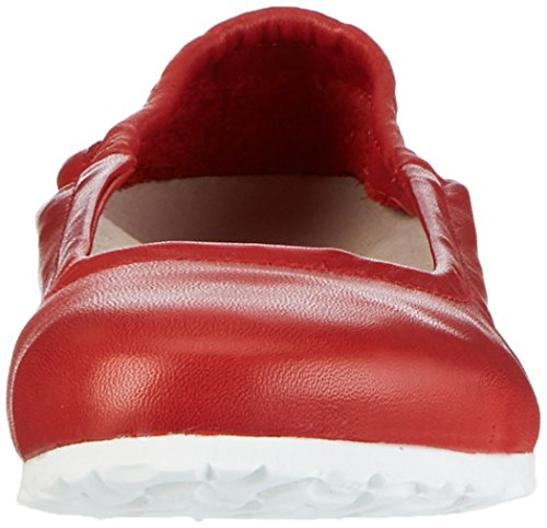 Celina Bailarinas Mujer 77 Red Cerrada Birkenstock para Punta con Rojo H4w6nHqAZx