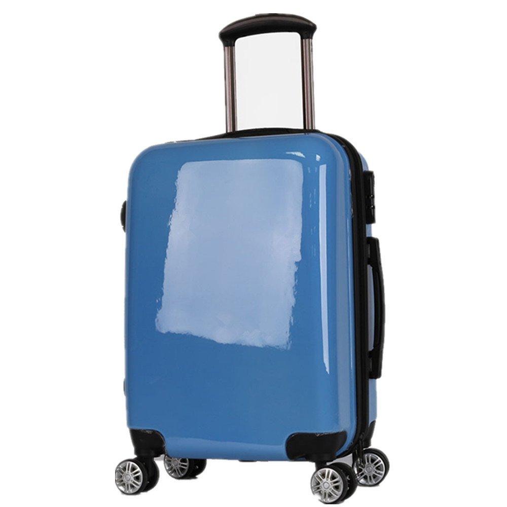 荷物ケース, スーツケース, ABS + PCトロリーボックスクラシックなソフトケーススーツケースレジャー荷物室搭乗ボックス20/24/28インチ 荷物エアボックス (サイズ : 20) B07TWK9N74  20