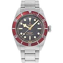 Tudor Heritage Black Bay Automatic Black Dial Stainless Steel Mens Watch 79220R-BKSS
