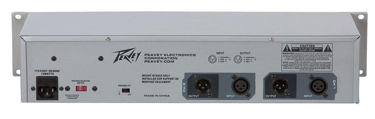 Peavey PV231EQ 31-Band Graphic Equalizer PV 231EQ + (2) Headphones by Unknown (Image #6)