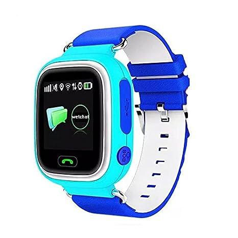 Amazon.com: SODIAL reloj inteligente rastreador de GPS de ...