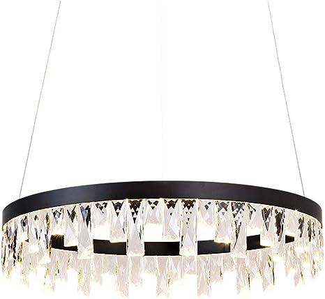 80CM K9 Clear 3-Level Crystal Chandelier Ceiling Lamp Home Bar Lighting Decor
