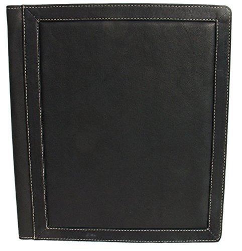 piel-leather-three-ring-binder-bl-black