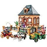 FAO Schwarz 150th Anniversary Playmobil Victorian City Life Set