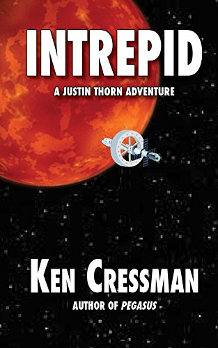 Intrepid (Justin Thorn Book 2) by [Cressman, Ken]