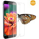 Screen Protector Compatible with iPhone 7 Plus/8 Plus,ProBien Tempered Glass Screen Protector 5.5 Inch [2 Packs]