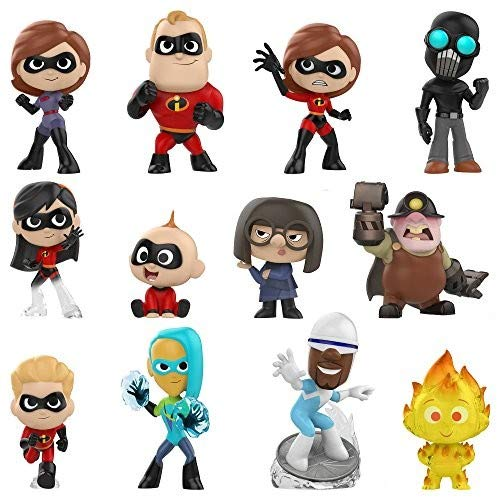 Funko Mystery Minis: Incredibles 2 - One Mystery Figure]()
