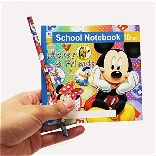 ディズニー学習帳と鉛筆セット 25個セット  4128