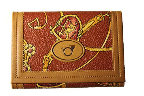 Coral HORN WALLET With Card's Holders .Size
