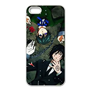 Black Butler Cell Phone Case for Iphone 5s