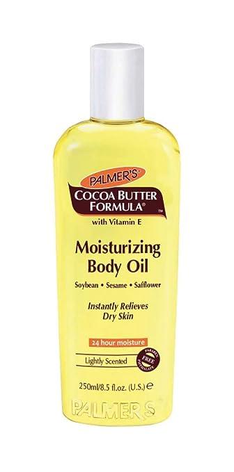 body oil for dry skin