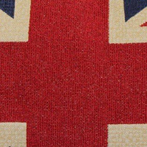 Brentwood Originals Union Jack Tapestry Toss Pillow Lavorist