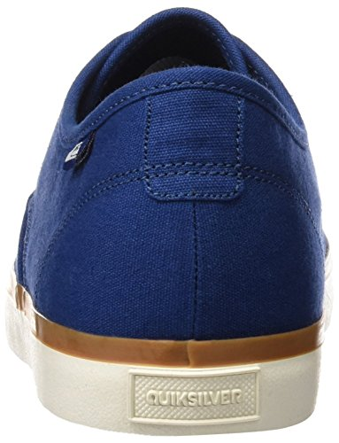 white blue Uomo Quiksilver Sneaker blue Shorebreak Blu FXRfq