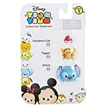 Disney Tsum Tsum 3-Pack Figures (Stitch/Tigger/Cheshire)